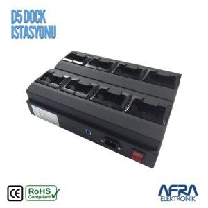 Afra D5 Dock Station